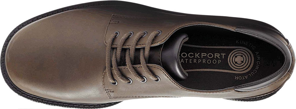 Men's Rockport Northfield Oxford, Dark Brown, large, image 4
