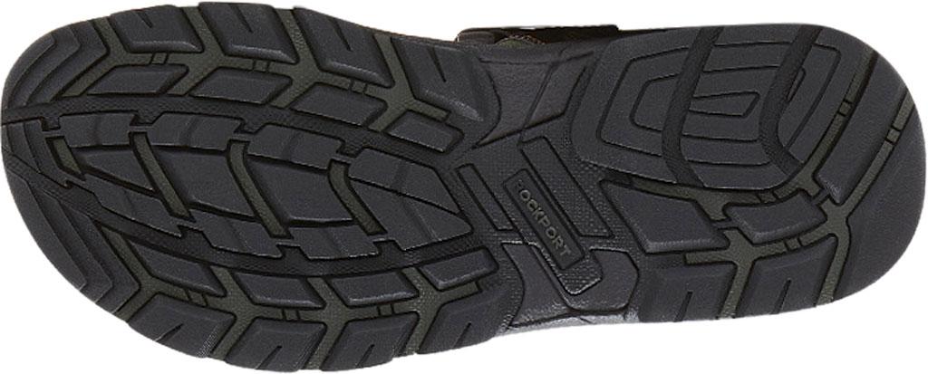 Men's Rockport Rocklake, Brown/Brown Leather, large, image 5