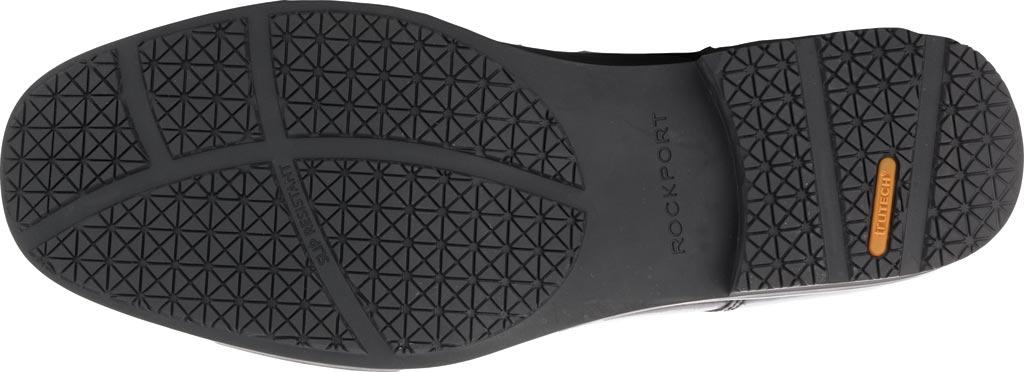 Men's Rockport Essential Details Waterproof Chukka Boot, Black Full Grain Leather, large, image 6
