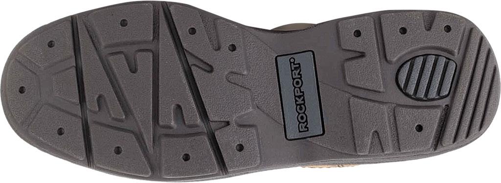 Men's Rockport World Tour Classic Walking Shoe, Chocolate Nubuck, large, image 5
