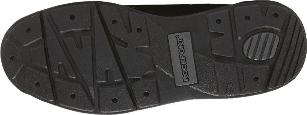 Men's Rockport World Tour Classic Walking Shoe, Black Tumbled, large, image 6