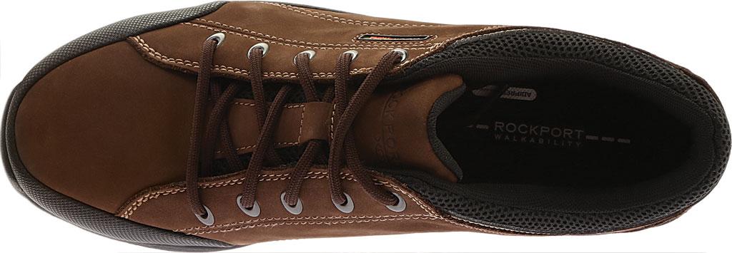 Men's Rockport Chranson, Dark Brown/Black Leather, large, image 5