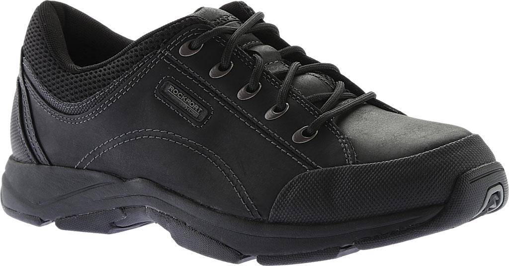 Men's Rockport Chranson, Black Leather, large, image 1