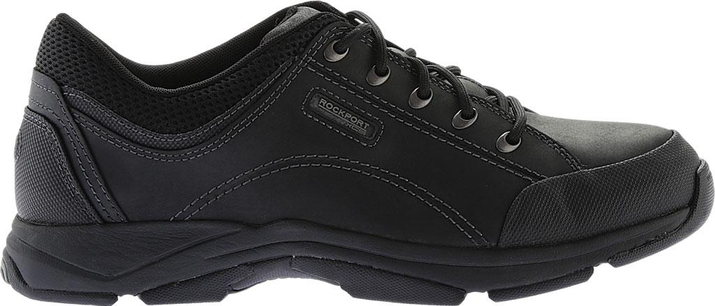 Men's Rockport Chranson, Black Leather, large, image 2