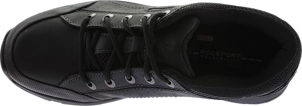 Men's Rockport Chranson, Black Leather, large, image 5