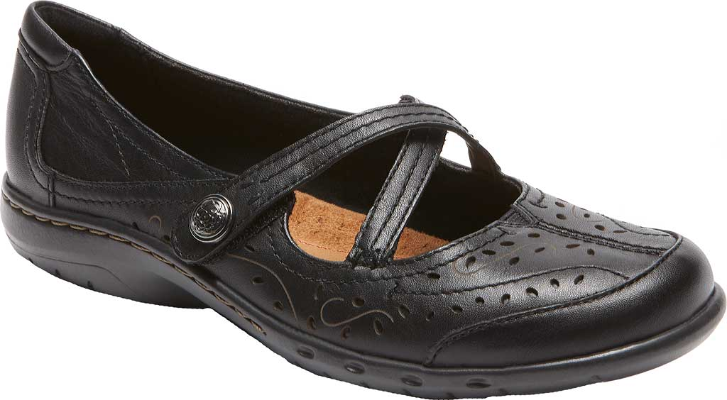 Women's Rockport Cobb Hill Pearl Cross-Strap, , large, image 1