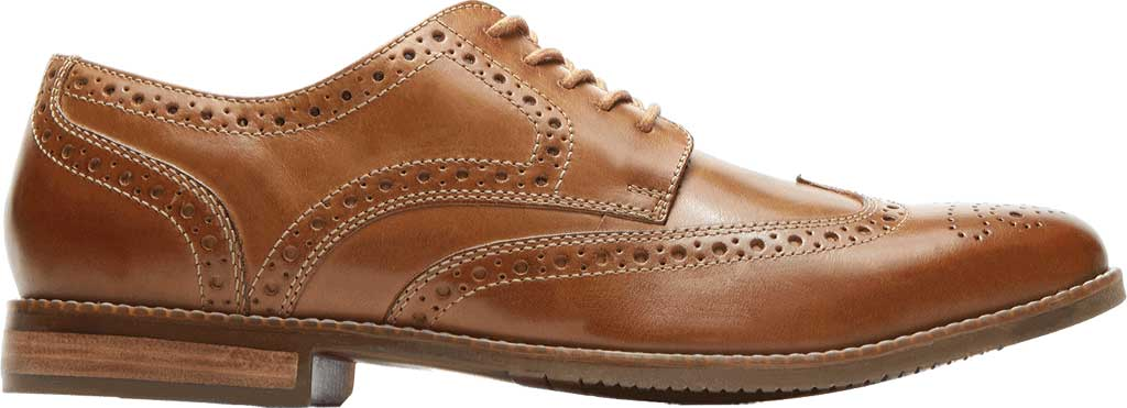 Men's Rockport Style Purpose Wing Tip Oxford, , large, image 2