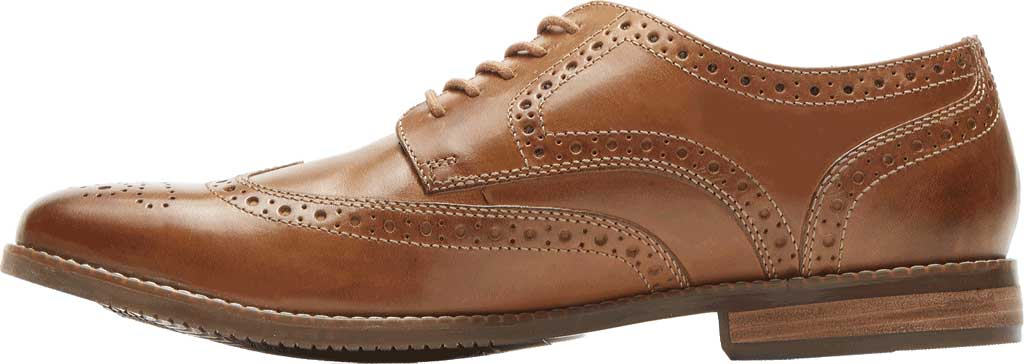 Men's Rockport Style Purpose Wing Tip Oxford, , large, image 3