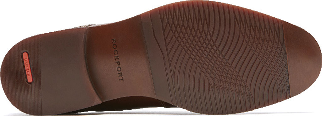 Men's Rockport Style Purpose Perf Cap Toe Blucher, , large, image 6
