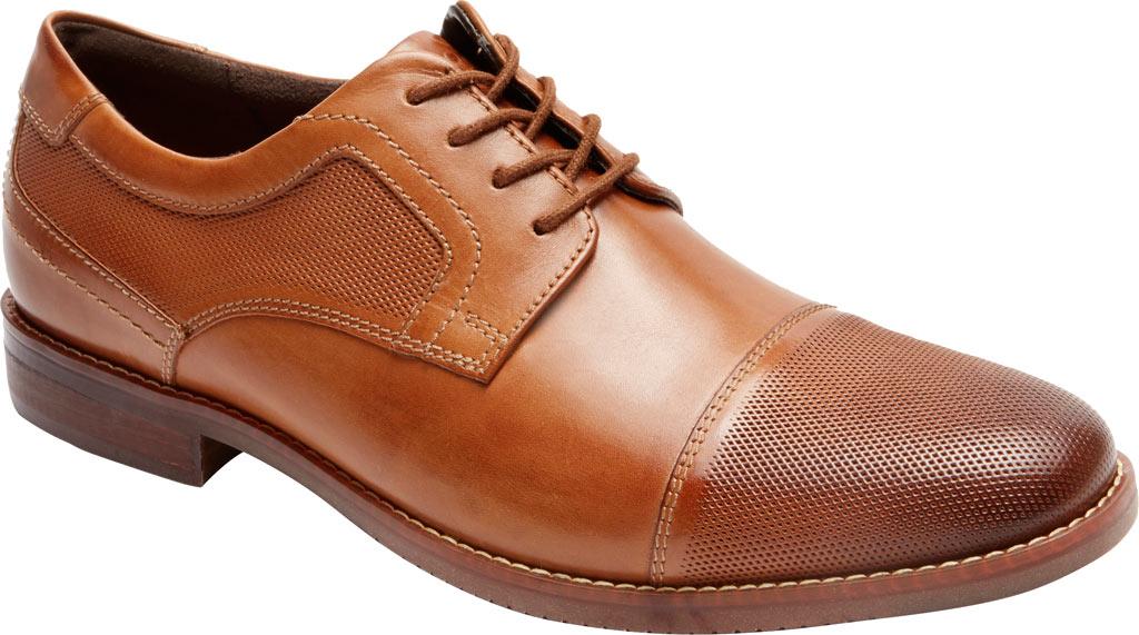 Men's Rockport Style Purpose Perf Cap Toe Blucher, , large, image 1