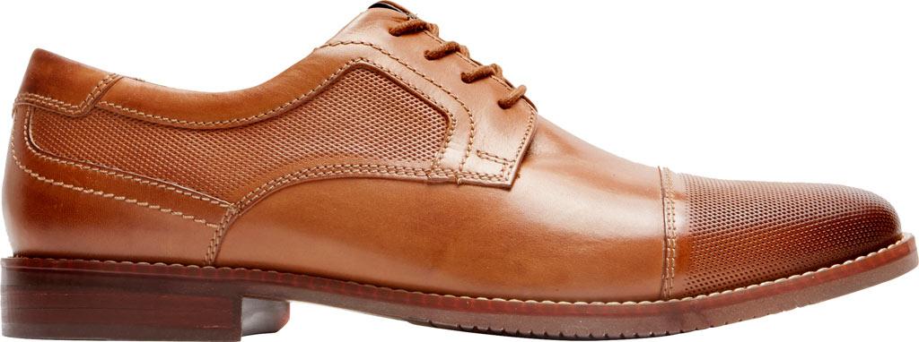 Men's Rockport Style Purpose Perf Cap Toe Blucher, , large, image 2