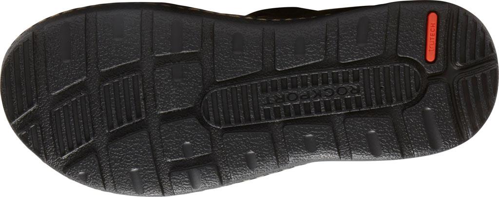 Men's Rockport Darwyn Fishermen Sandal, Brown II Leather, large, image 5