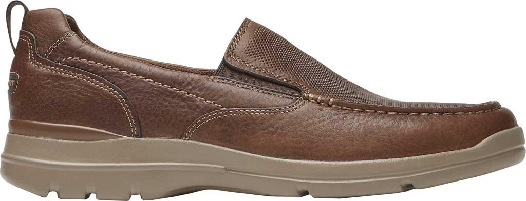 Men's Rockport City Edge Slip-On, Bison Leather, large, image 2