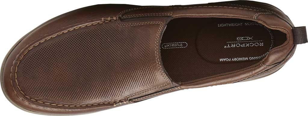 Men's Rockport City Edge Slip-On, Bison Leather, large, image 4