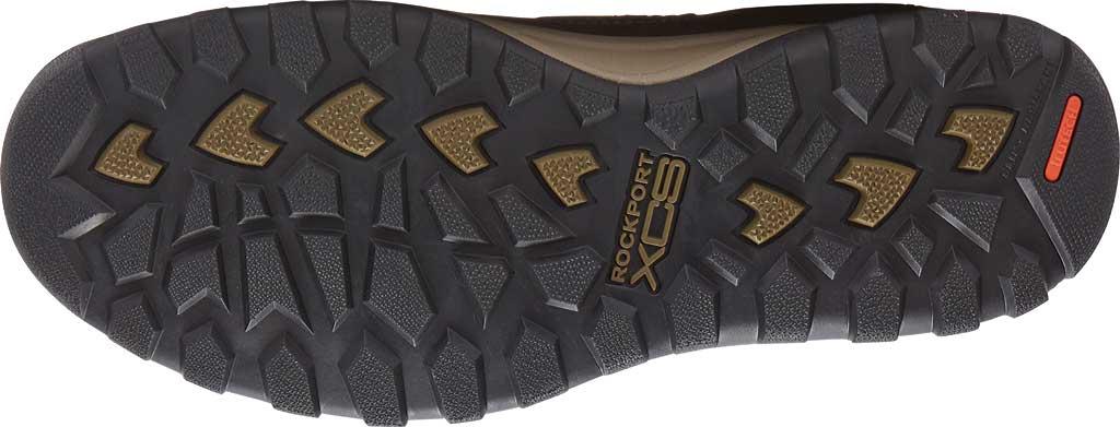 Men's Rockport Trail Technique Adjustable Sandal, Brown Leather, large, image 5
