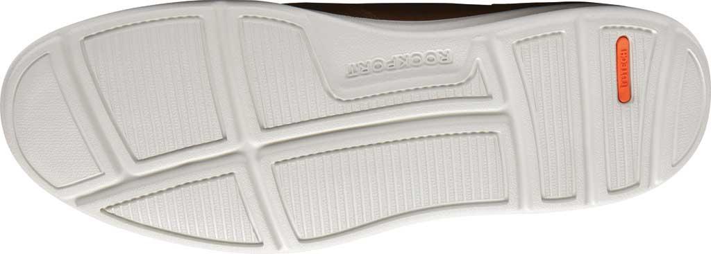 Men's Rockport Zaden Plain Toe Oxford, Boston Tan Leather, large, image 5