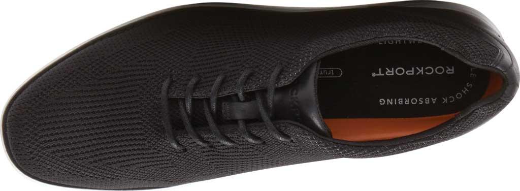 Men's Rockport Garett Mesh Plain Toe Shoe, , large, image 4