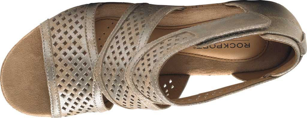 Women's Rockport Cobb Hill Janna Caged Strappy Sandal, , large, image 4