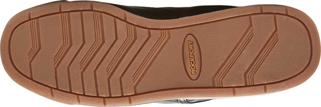 Men's Rockport ProWalker 7100 LTD Sneaker, Black Burnished Leather, large, image 5