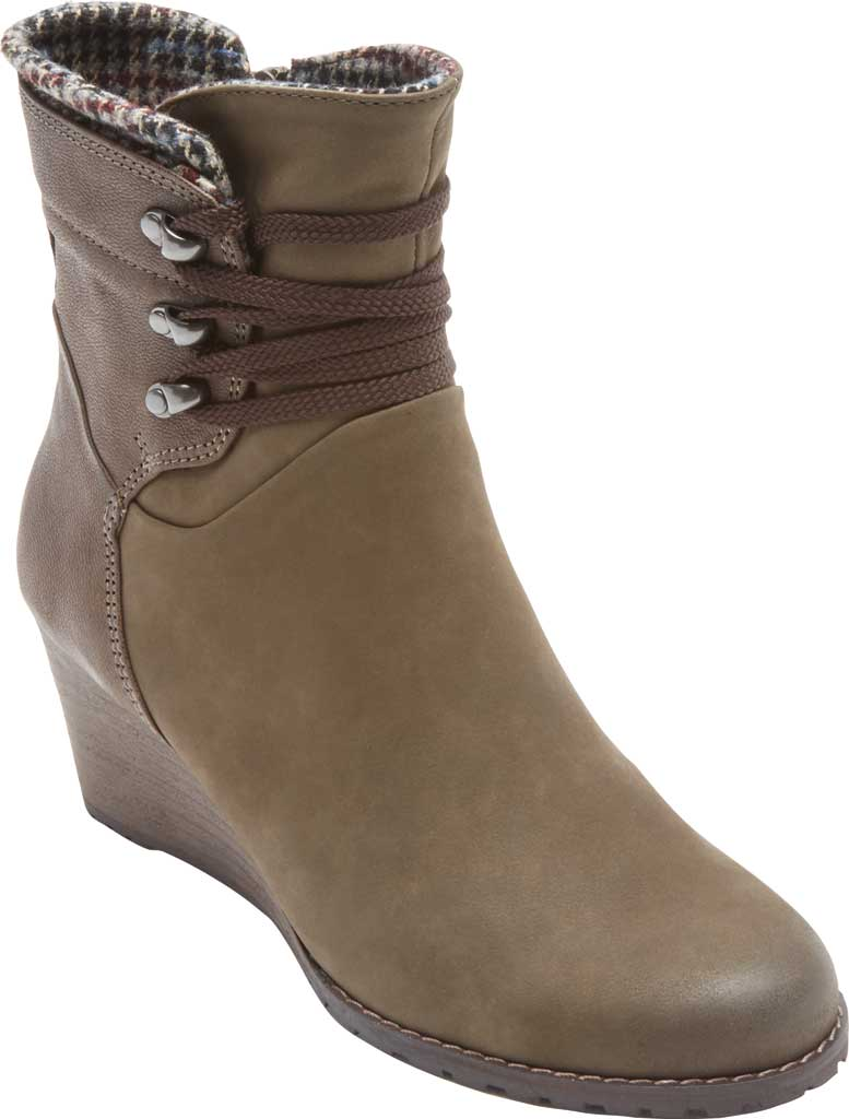 Women's Rockport Cobb Hill Lucinda Lace Ankle Bootie, , large, image 1