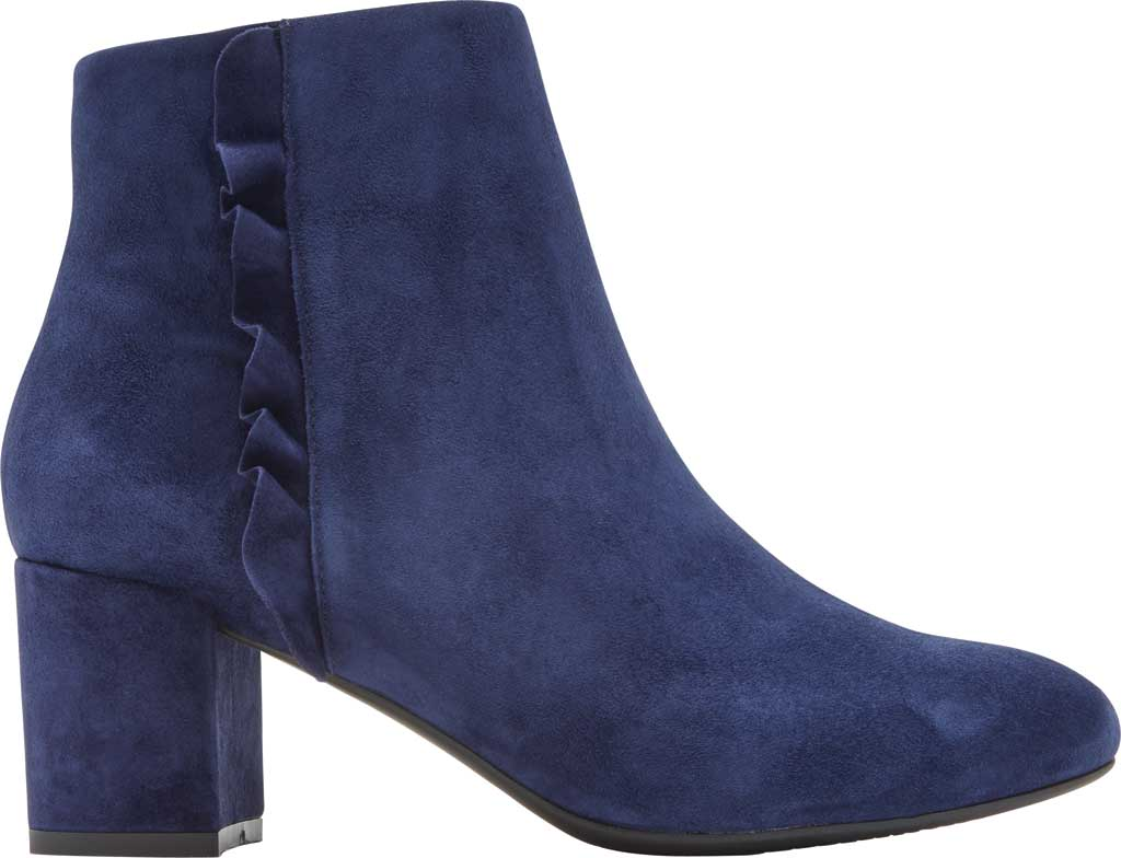 Women's Rockport Total Motion Oaklee Ruffle Ankle Bootie, , large, image 2