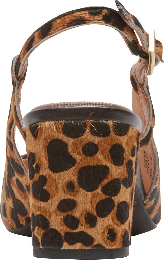 Women's Rockport Total Motion Salima Posted Slingback, Leopard Calf Hair, large, image 3
