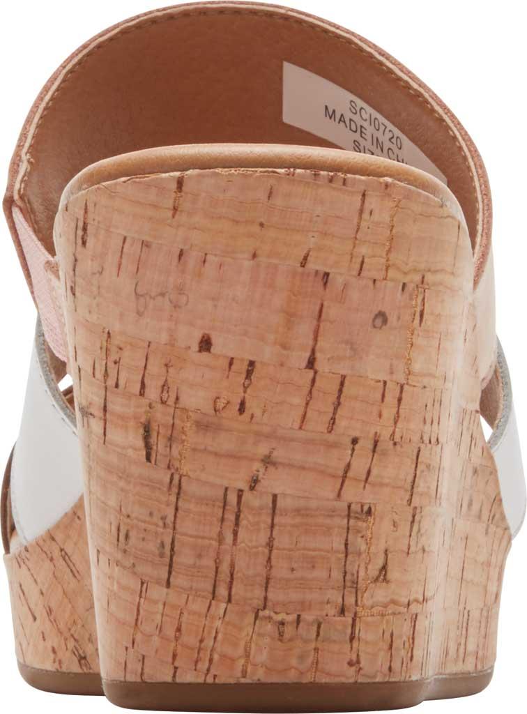 Women's Rockport Lyla 3 Band Wedge Sandal, , large, image 3