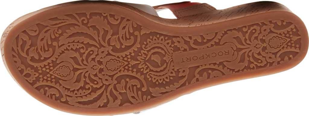 Women's Rockport Lyla 3 Band Wedge Sandal, , large, image 5