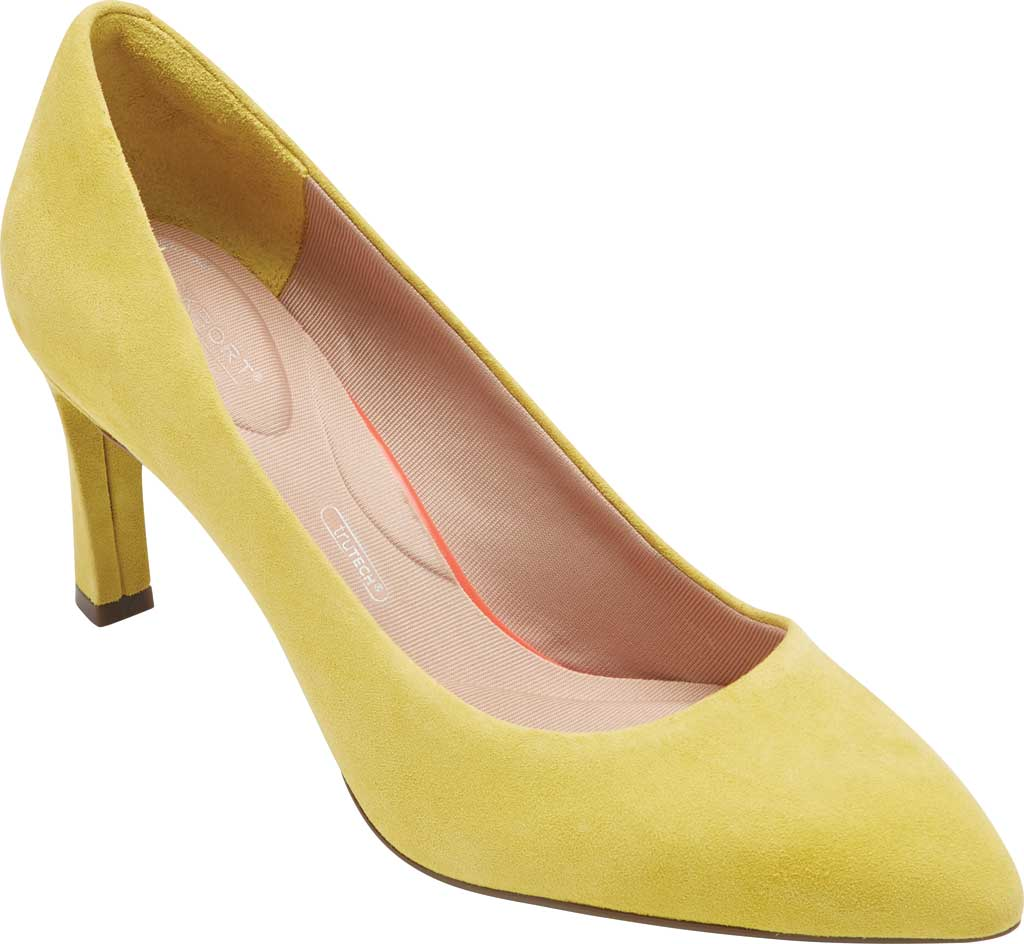 Women's Rockport Total Motion Sheehan Pointed Toe Pump, , large, image 1
