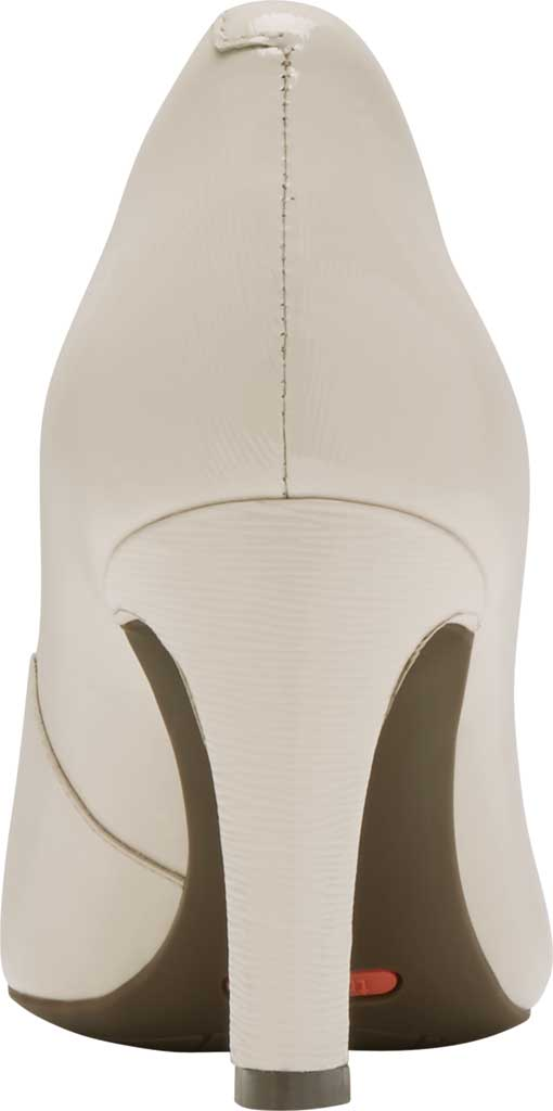 Women's Rockport Total Motion Sheehan Pointed Toe Pump, Vanilla Patent, large, image 3