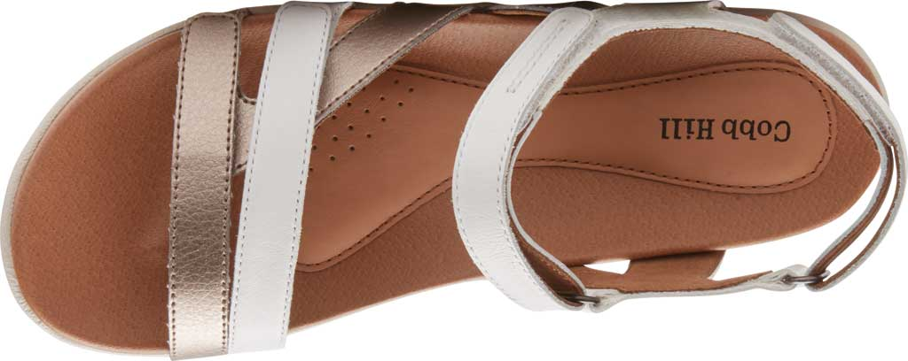 Women's Rockport Cobb Hill Rubey Ankle Strap Sandal, , large, image 4