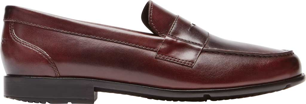 Men's Rockport Classic Loafer Penny, Andorra Glass Leather, large, image 2