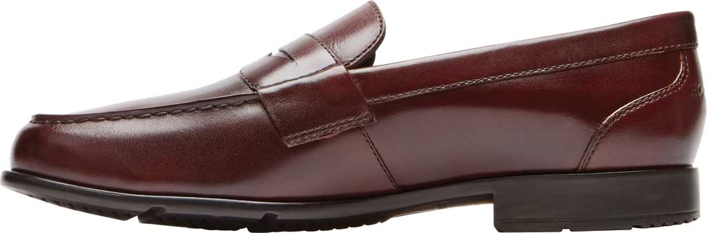 Men's Rockport Classic Loafer Penny, Andorra Glass Leather, large, image 3