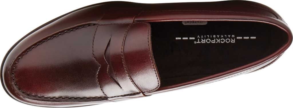Men's Rockport Classic Loafer Penny, Andorra Glass Leather, large, image 4