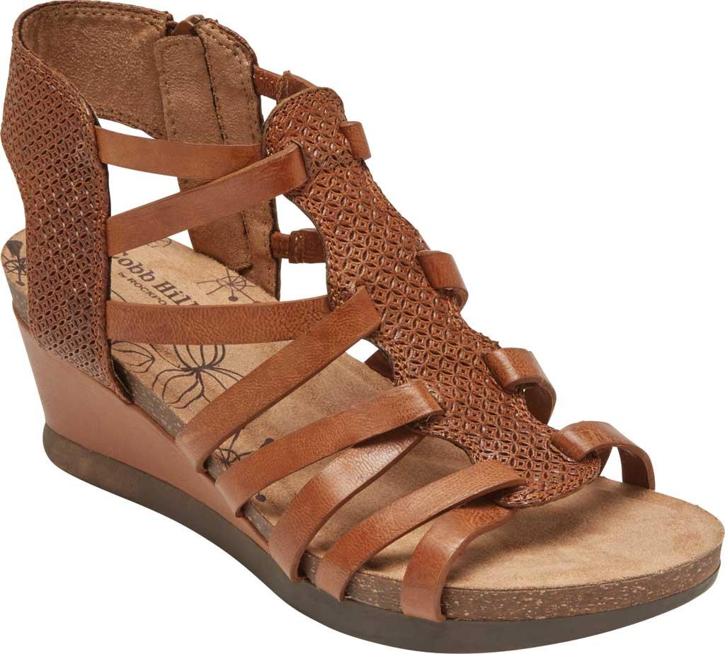 Women's Rockport Cobb Hill Shona Wedge Gladiator Sandal, , large, image 1