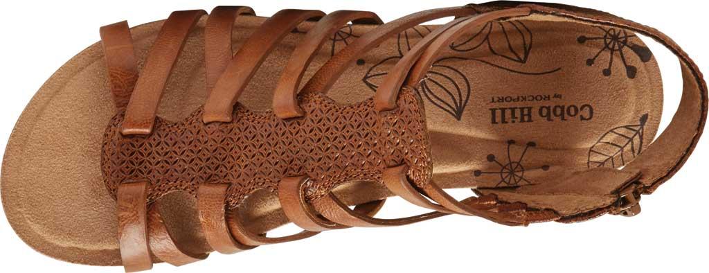 Women's Rockport Cobb Hill Shona Wedge Gladiator Sandal, , large, image 4