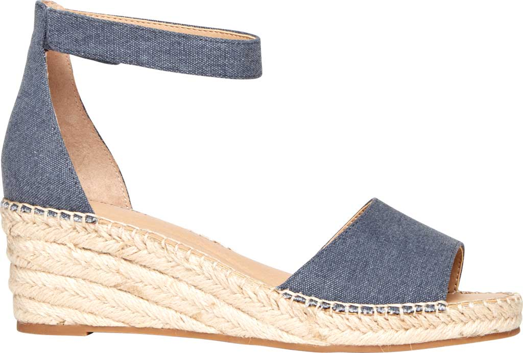 Women's Rockport Marah 2 Piece Ankle Strap Wedge Sandal, , large, image 2