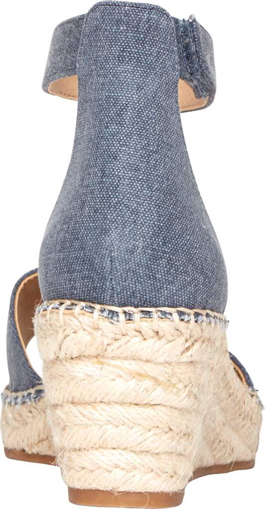 Women's Rockport Marah 2 Piece Ankle Strap Wedge Sandal, , large, image 3