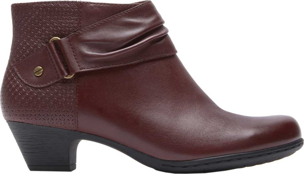 Women's Rockport Brynn Rouched Ankle Bootie, , large, image 2