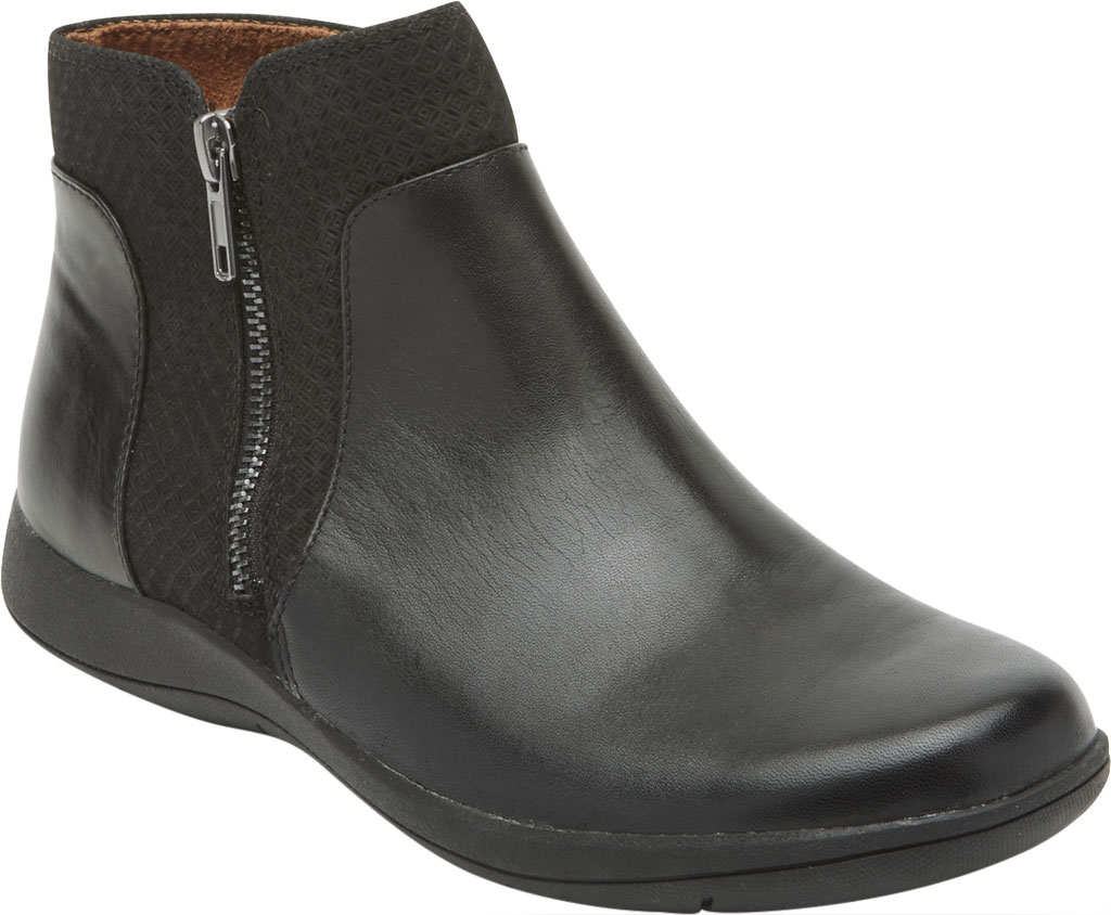 Women's Rockport Tessie Zip Ankle Bootie, , large, image 1