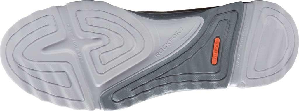 Men's Rockport Rocsports Ubal Sneaker, Grey Mesh/Leather, large, image 5