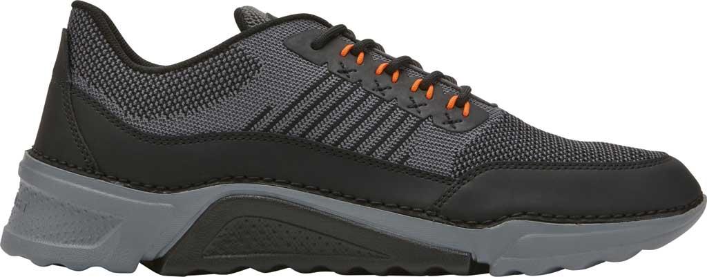 Men's Rockport Rocsports Ubal Sneaker, Magnet Mesh/Leather, large, image 2
