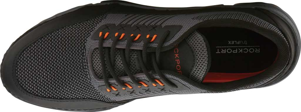 Men's Rockport Rocsports Ubal Sneaker, Magnet Mesh/Leather, large, image 4