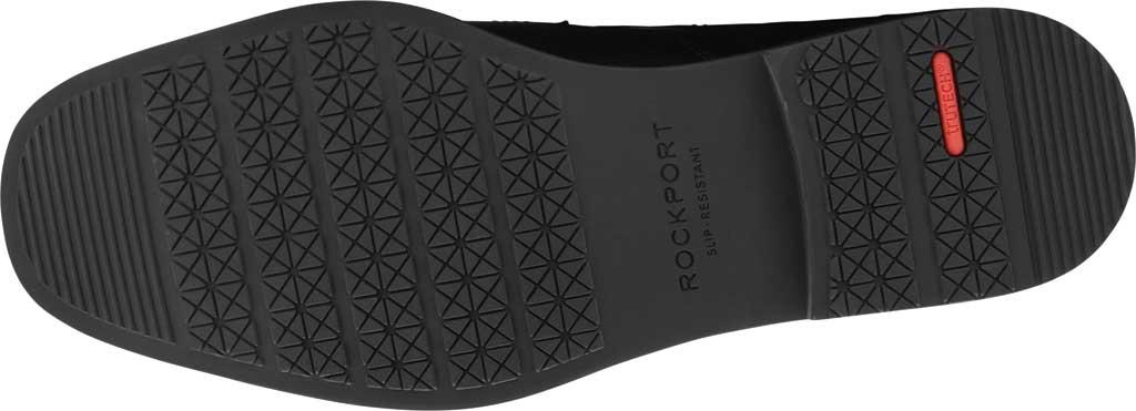 Men's Rockport Taylor Waterproof Wing Tip Oxford, Black Waterproof Leather, large, image 5