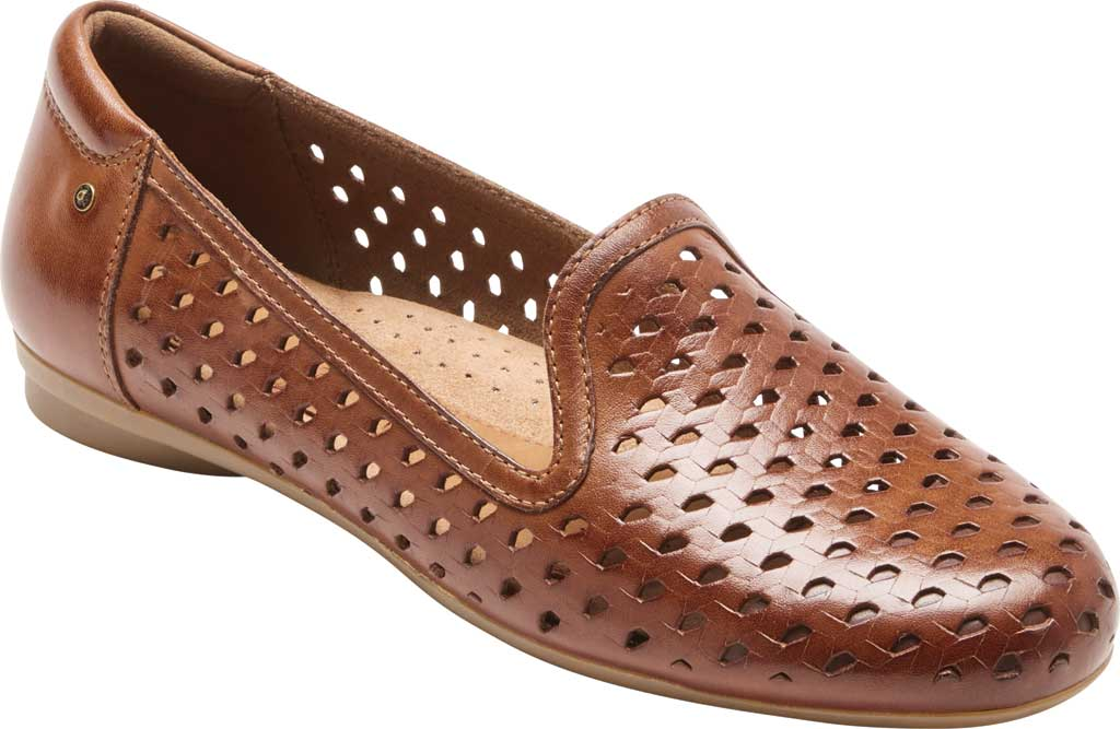 Women's Rockport Cobb Hill Maiika Woven Loafer, , large, image 1