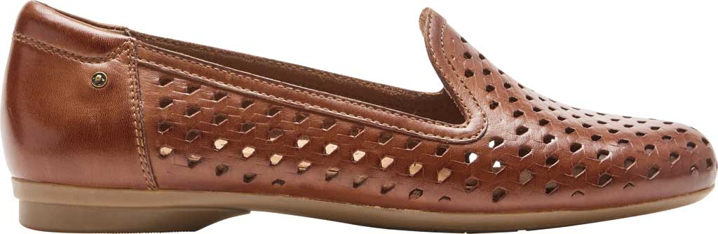 Women's Rockport Cobb Hill Maiika Woven Loafer, , large, image 2