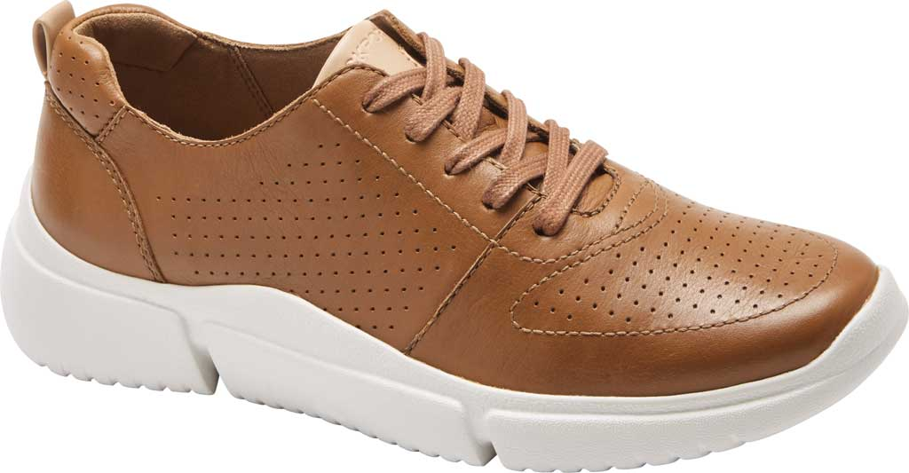 Women's Rockport R-Evolution Perf Lace Sneaker, , large, image 1