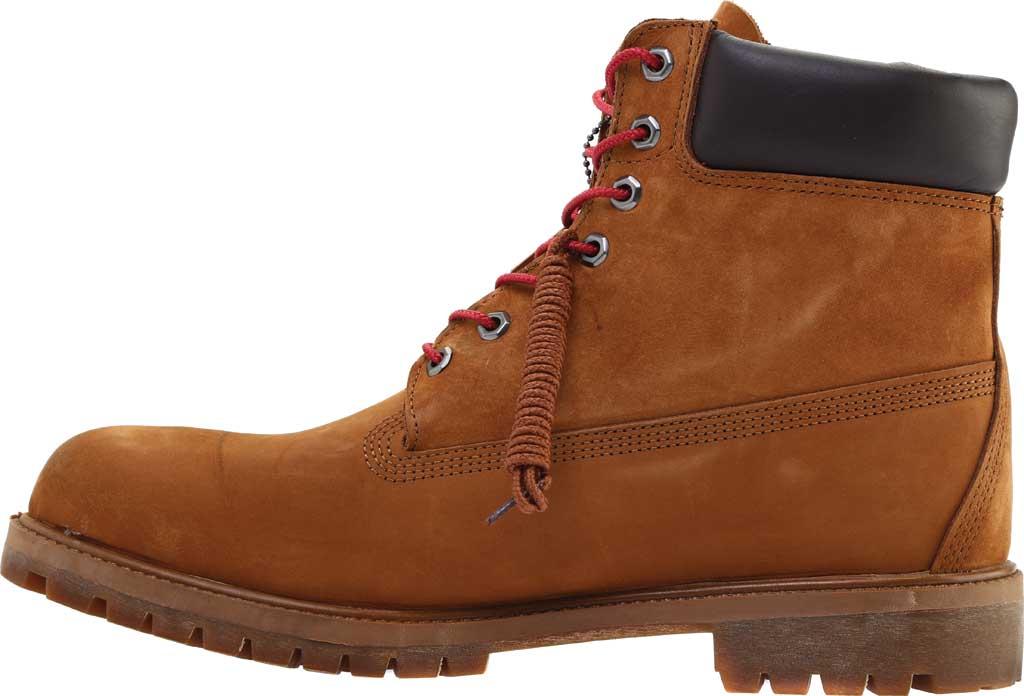 "Men's Timberland 6"" Premium Boot, Tundra Waterbuck Nubuck, large, image 3"