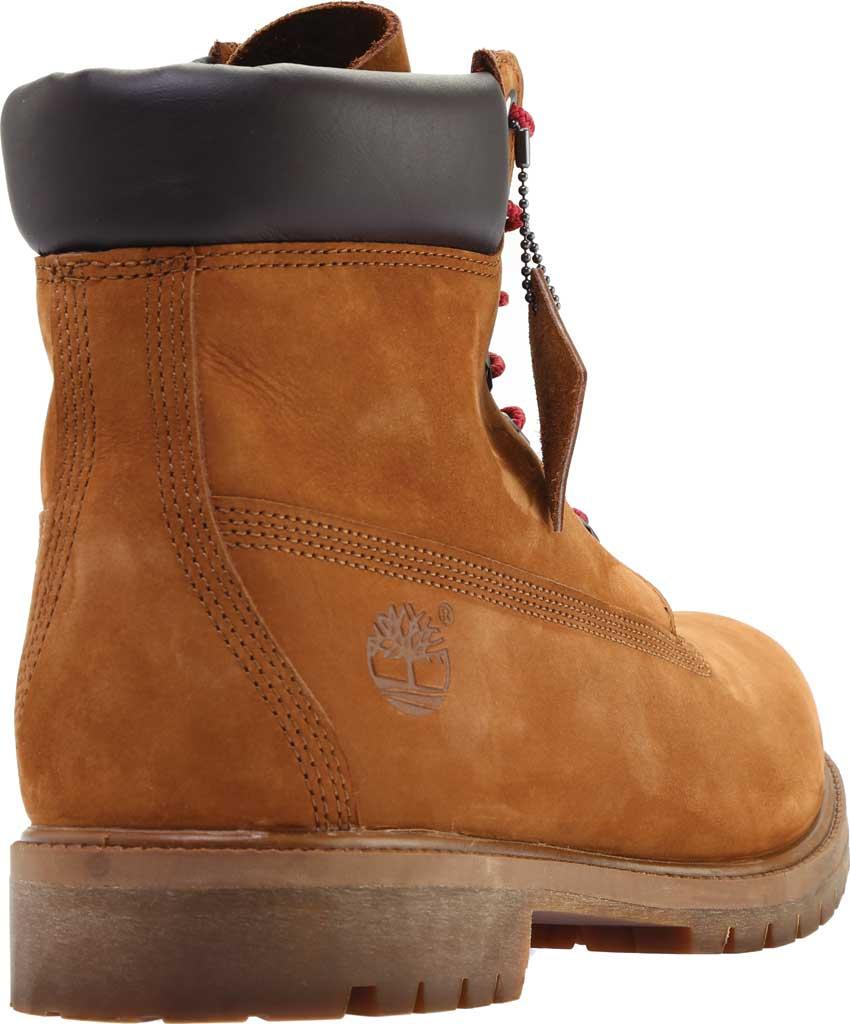 "Men's Timberland 6"" Premium Boot, Tundra Waterbuck Nubuck, large, image 4"