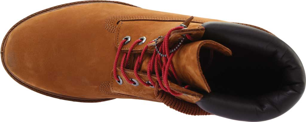 "Men's Timberland 6"" Premium Boot, Tundra Waterbuck Nubuck, large, image 5"